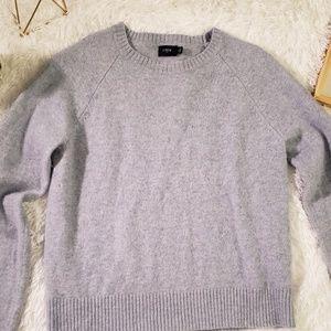 J. Crew Lambs wool sweater.